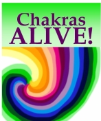 """Chakras Alive! Exploring & Expanding Your Inner Rainbow,"" copyright Roslyn McGrath."