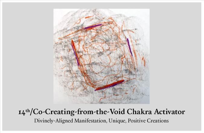 upper chakras, visionary art, chakra activation, co-creating from the void, chakra balancing Marquette MI